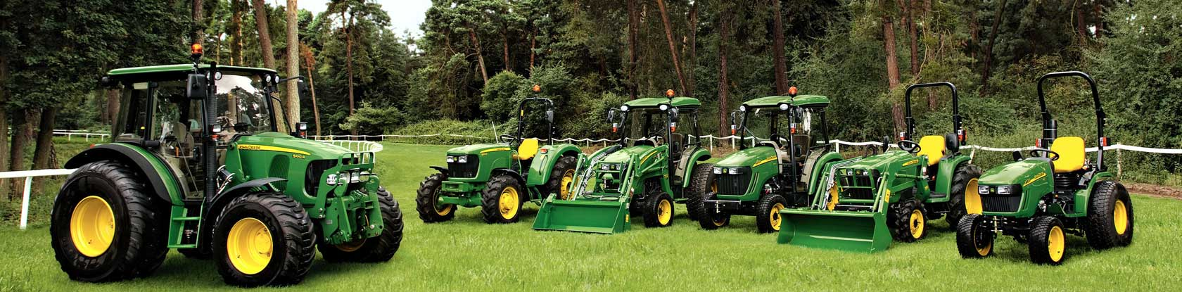 Small Tractor Implements For Gardening : New john deere garden tractors and compact utility