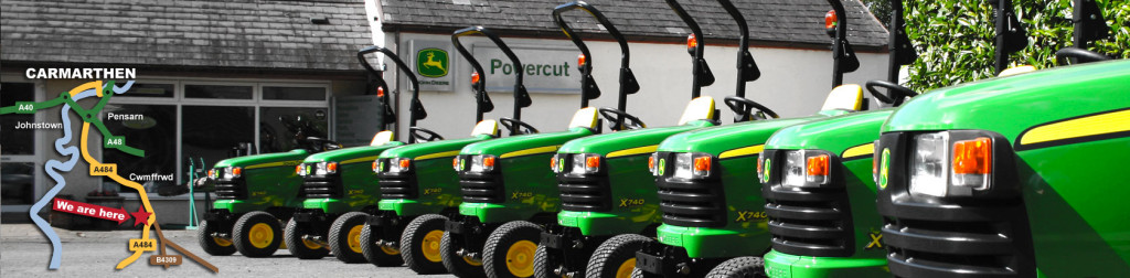 Powercut - John Deere Carmarthen