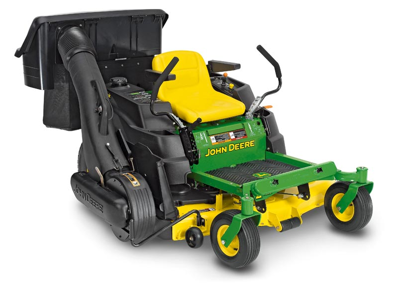 John Deere 230 ltr Power Flow Collection System