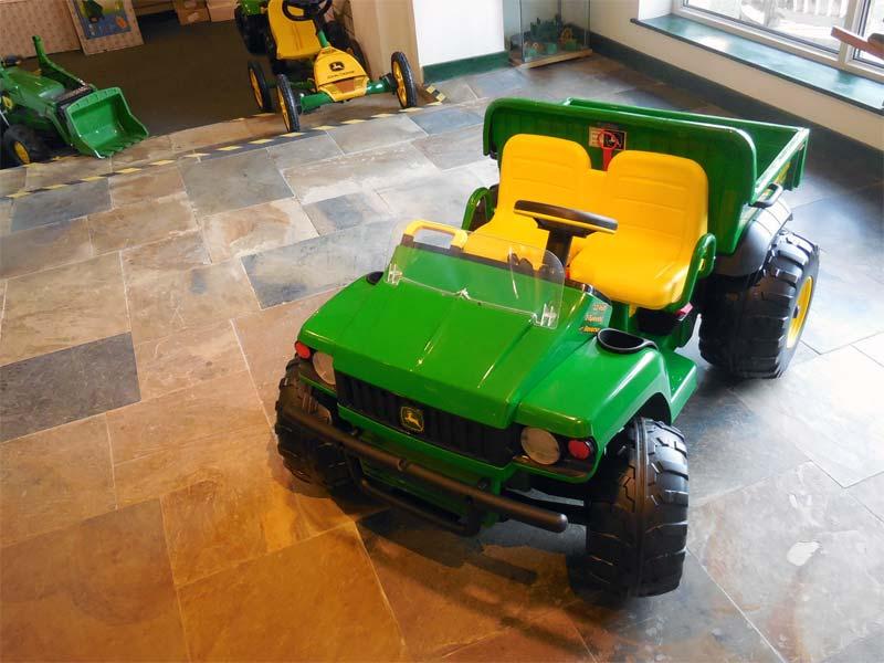John Deere Toys at Powercut