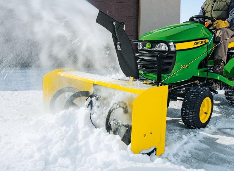 John Deere 47 inch Snow Blower