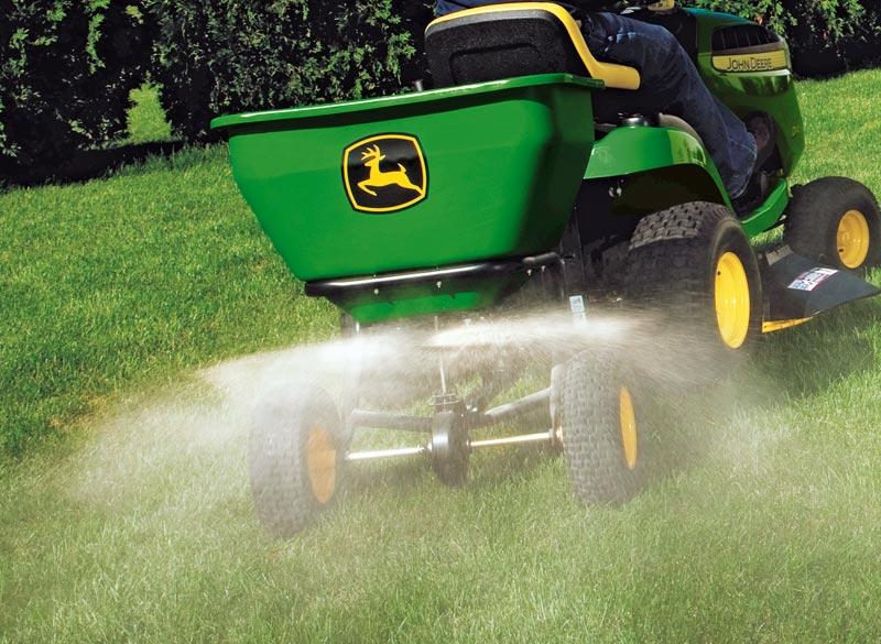 John Deere Broadcast Spreader : John deere lawn fertilizer spreaders car interior design