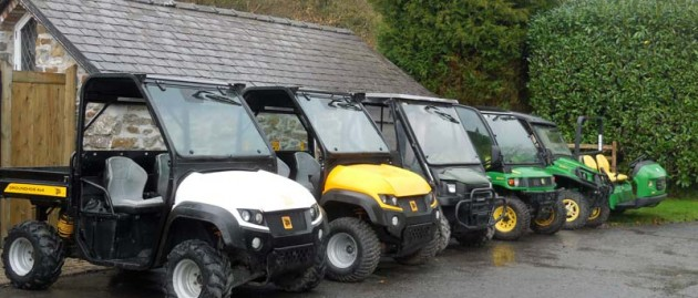 Great deals on used utility vehicles