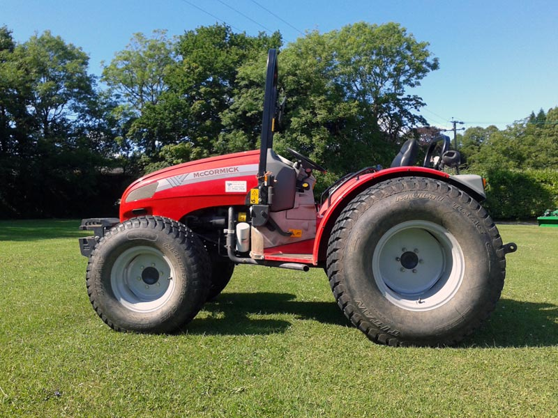 Mccormick gm40 used compact tractor