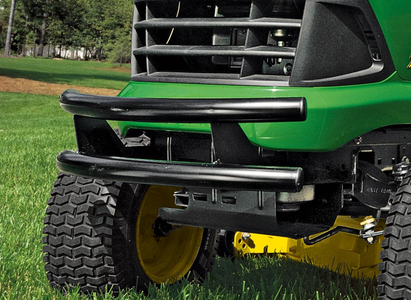 John Deere Front Bumper : John deere front bumper for series lawn tractors