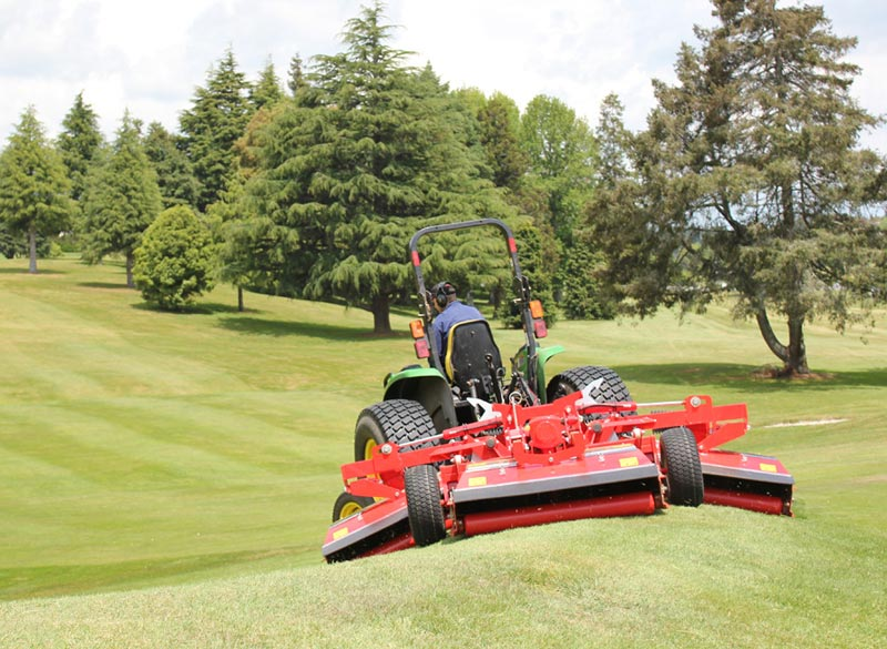 Trimax Snake Rolling Hill 3