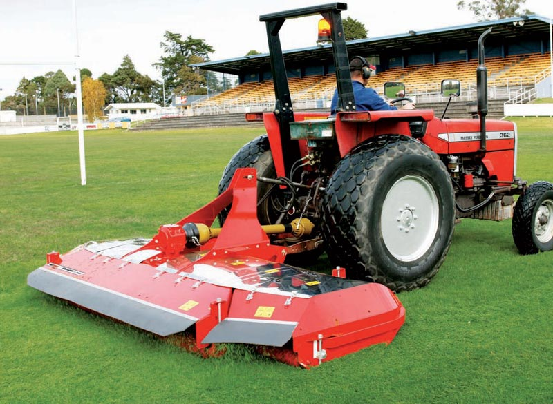Trimax StealthS2 Football Pitch