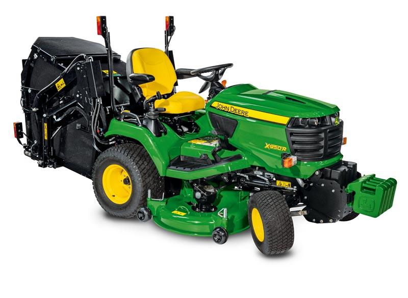 John Deere 950 Tractor Seat : John deere r quot low dump homologated garden tractor