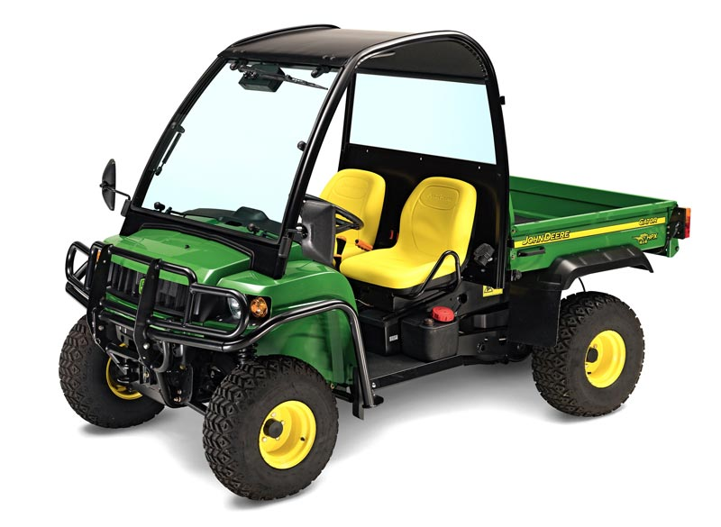 john deere gator hpx 4x4 4 wheel drive utility vehicle. Black Bedroom Furniture Sets. Home Design Ideas