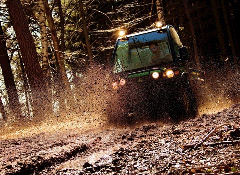 John Deere Gator HPX 4×4 Diesel