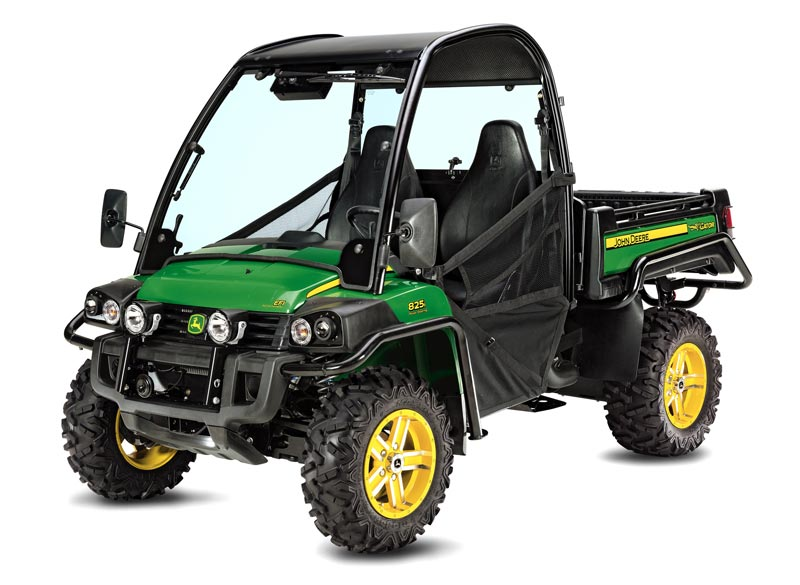 john deere gator xuv 825i 4x4 gator utility vehicles. Black Bedroom Furniture Sets. Home Design Ideas