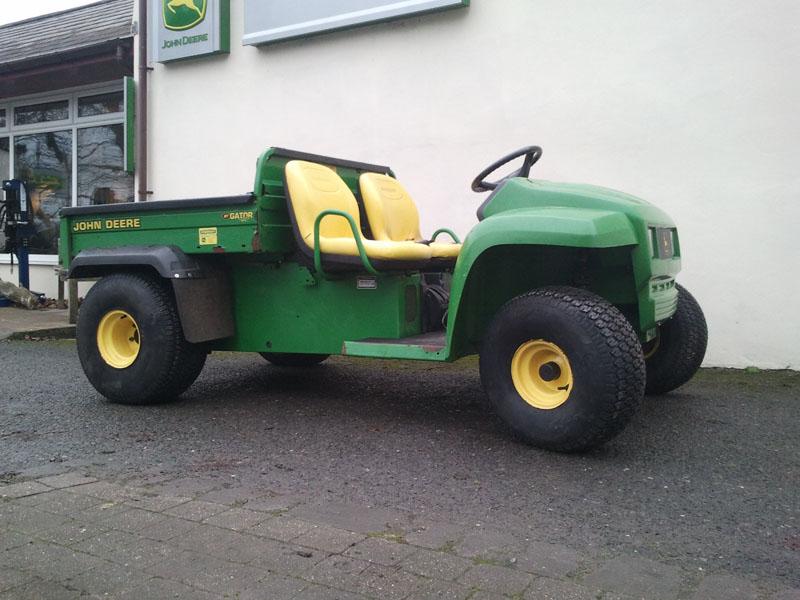 John Deere Gator Prices >> John Deere E-Gator | Used Utility Vehicle