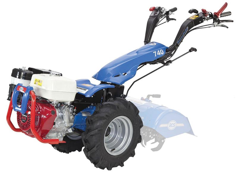 Bcs 740 Two Wheel Tractors