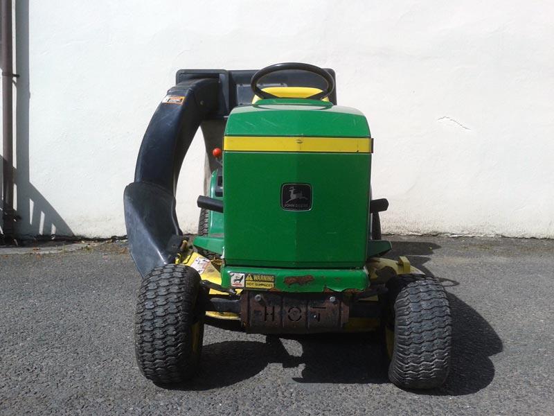 John Deere Stx 38 : Used john deere stx lawn tractor