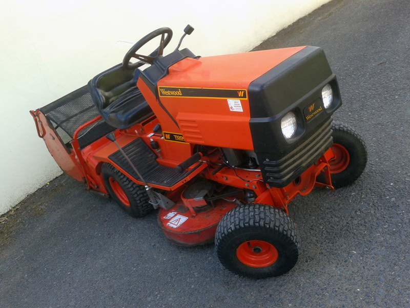 used westwood t1200 used ride on lawn tractor rh powercut co uk Toro Lawn Mower Replacement Parts Murray Riding Mower Repair Guide