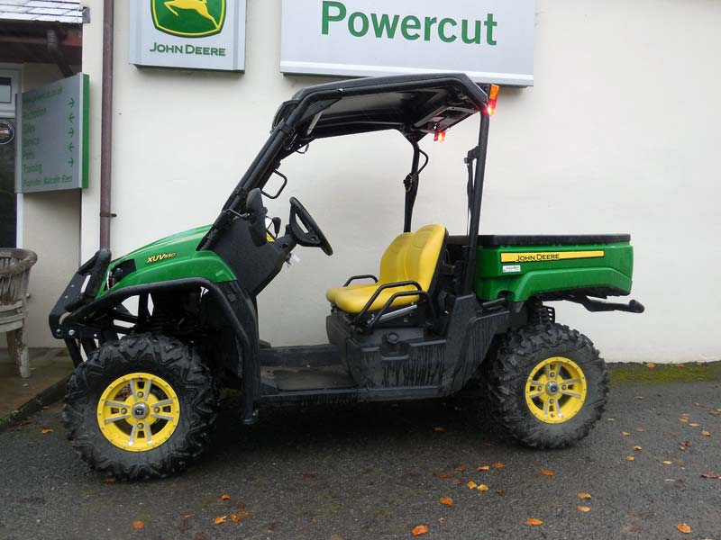 John Deere Xuv 550 Wheel Bolt Pattern >> Used John Deere Gator Xuv 550 Petrol Utility Vehicle