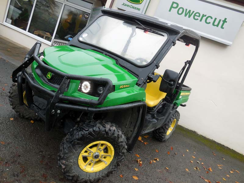 Gator 590i Accessories >> Used John Deere Gator XUV 550 | Petrol Utility Vehicle