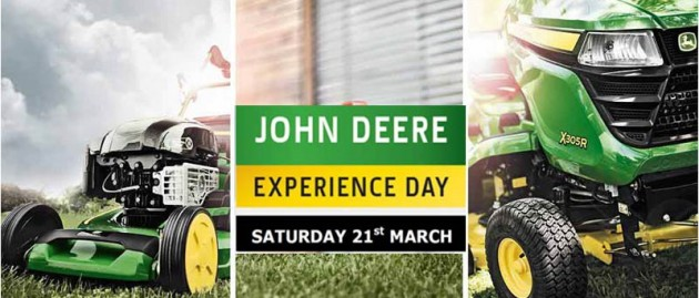 John Deere Homeowner Experience Day