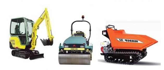 Powercut are announced Ammann/Yanmar & Cormidi construction equipment dealers!