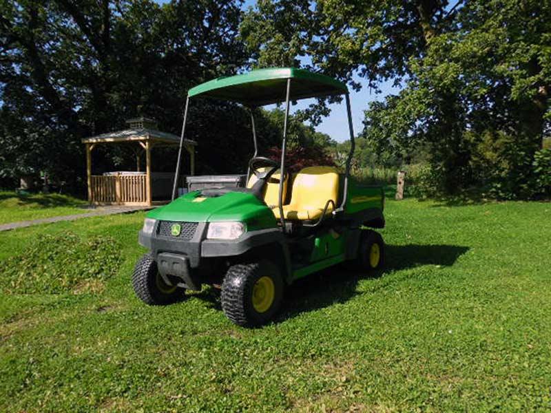 Used CX Gator