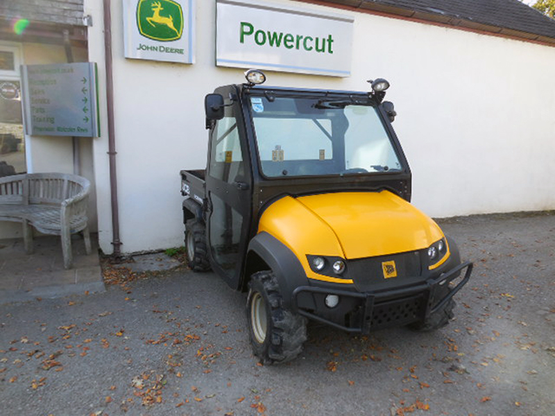 Used JCB Workmax