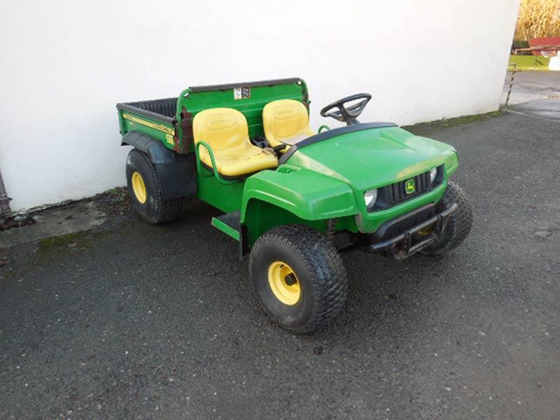 Used John Deere TS Gator