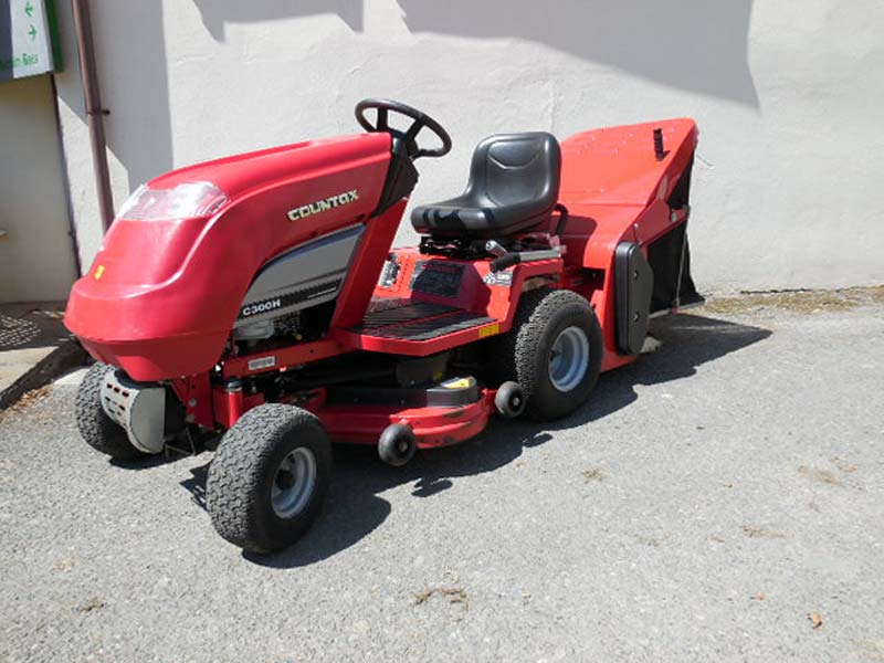 Used Countax C300H Ride On Mower