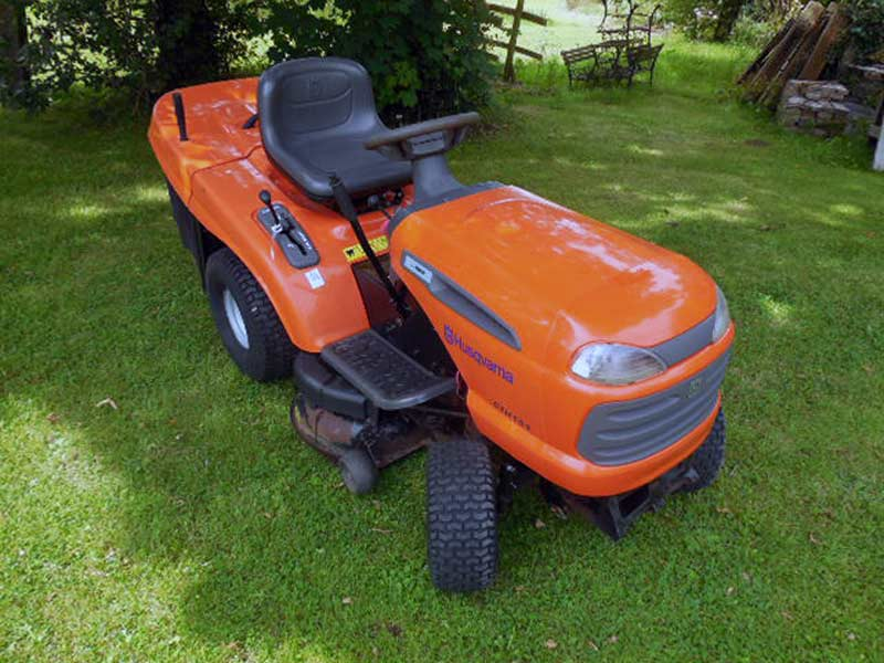 Used Husqvarna CTH151 Ride On Mower