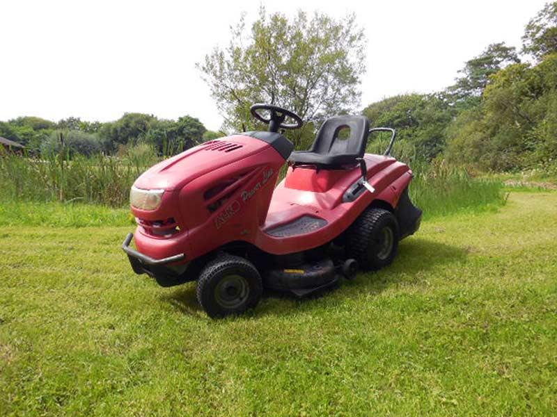 Used Alko Powerline T20-102 Ride On Mower