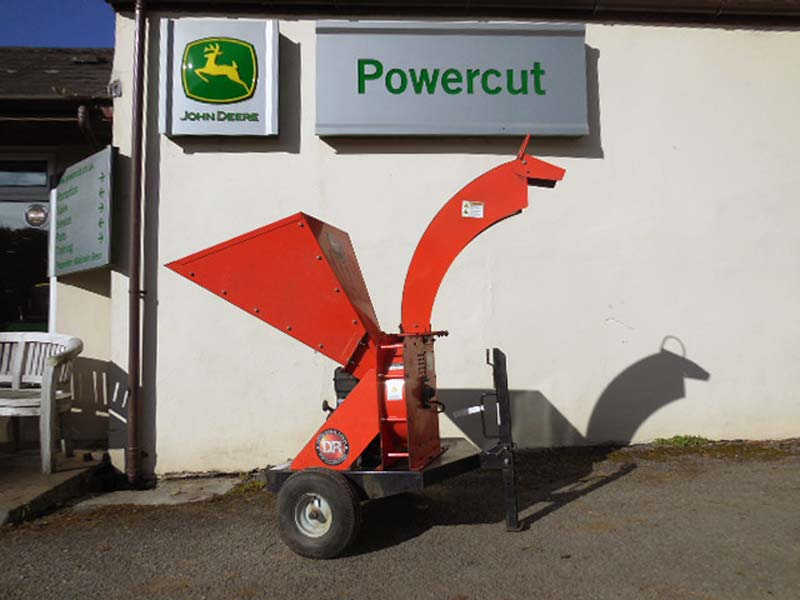 Used DR C450 Chipper