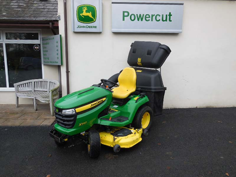 Used John Deere X540 Ride On Lawn Tractor