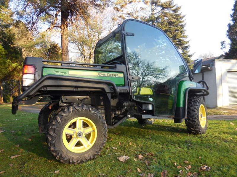 Used John Deere XUV Gator