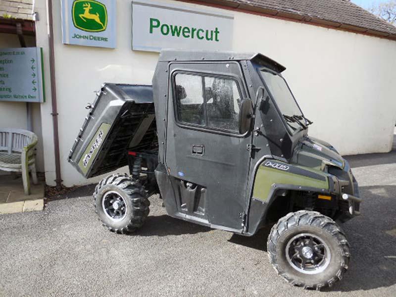 Used Polaris Ranger Utility Vehicle