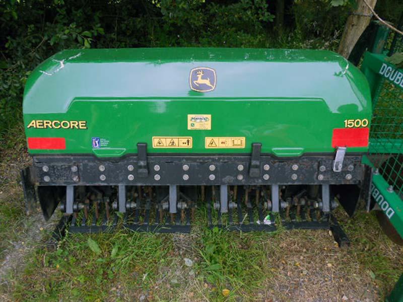 Used John Deere Aercore