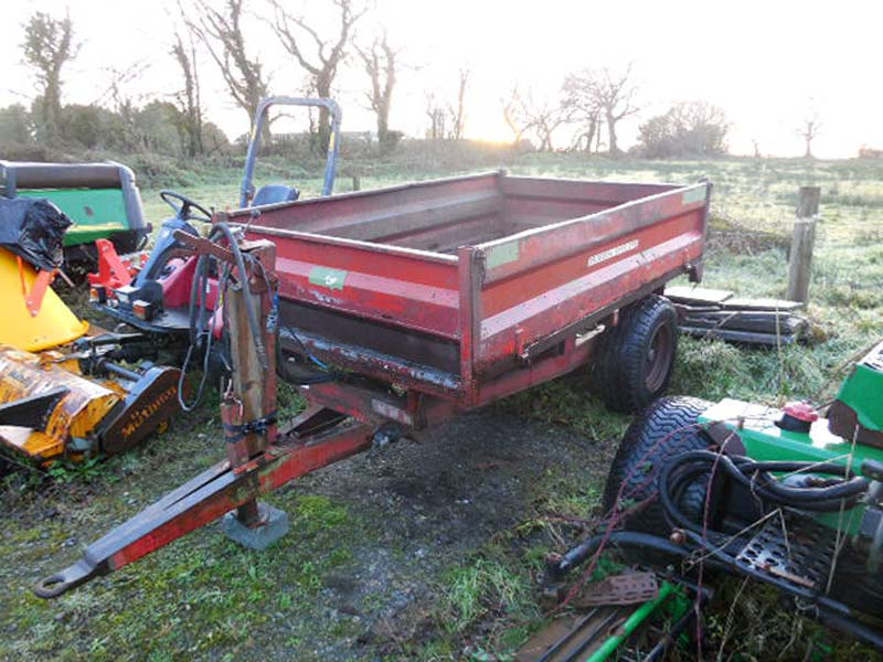 Used Bateson Tipping Trailer