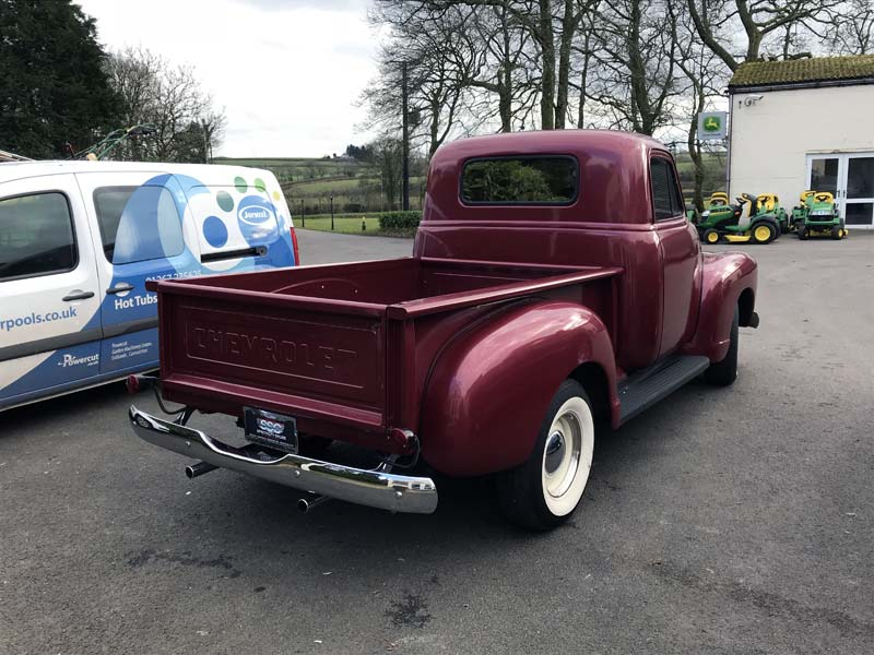 Used 1954 Chevrolet 3100 pick up