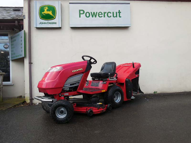 Used Countax C600H