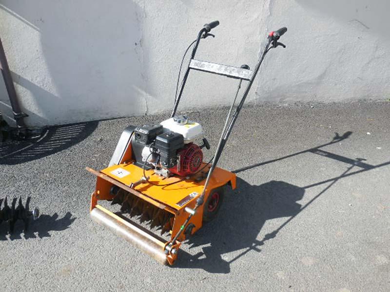 Used Sisis Rotorake 450 Scarifier