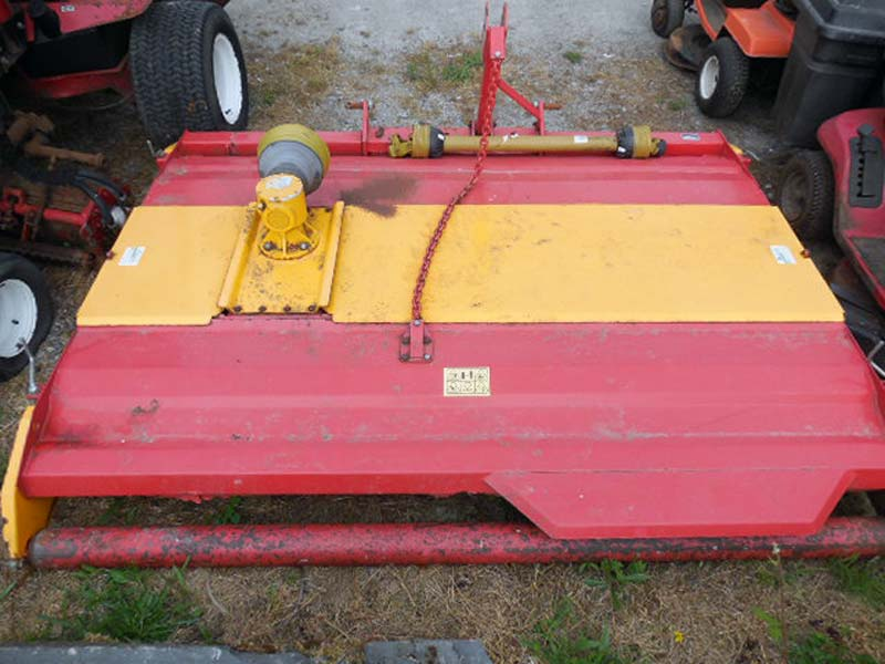 Used Teagle Dynamo 8 roller finishing mower