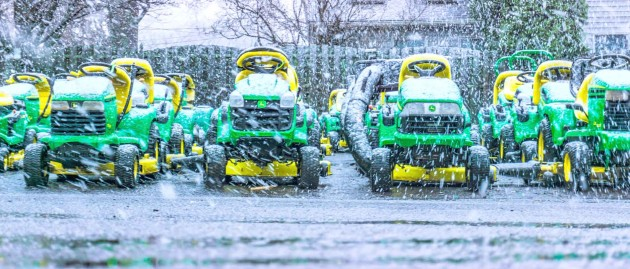 How to look after your lawn mower in winter: 5 steps before you put your mower into storage