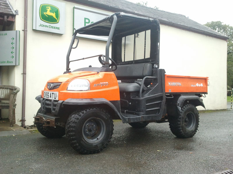 Kubota Rtv900 free Manual