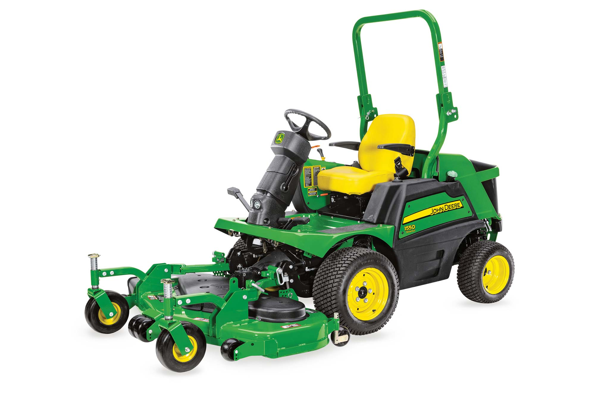 John Deere 1550 Powercut