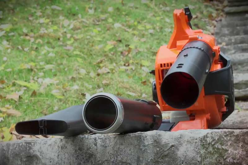 Photo of Handheld Leaf Blower