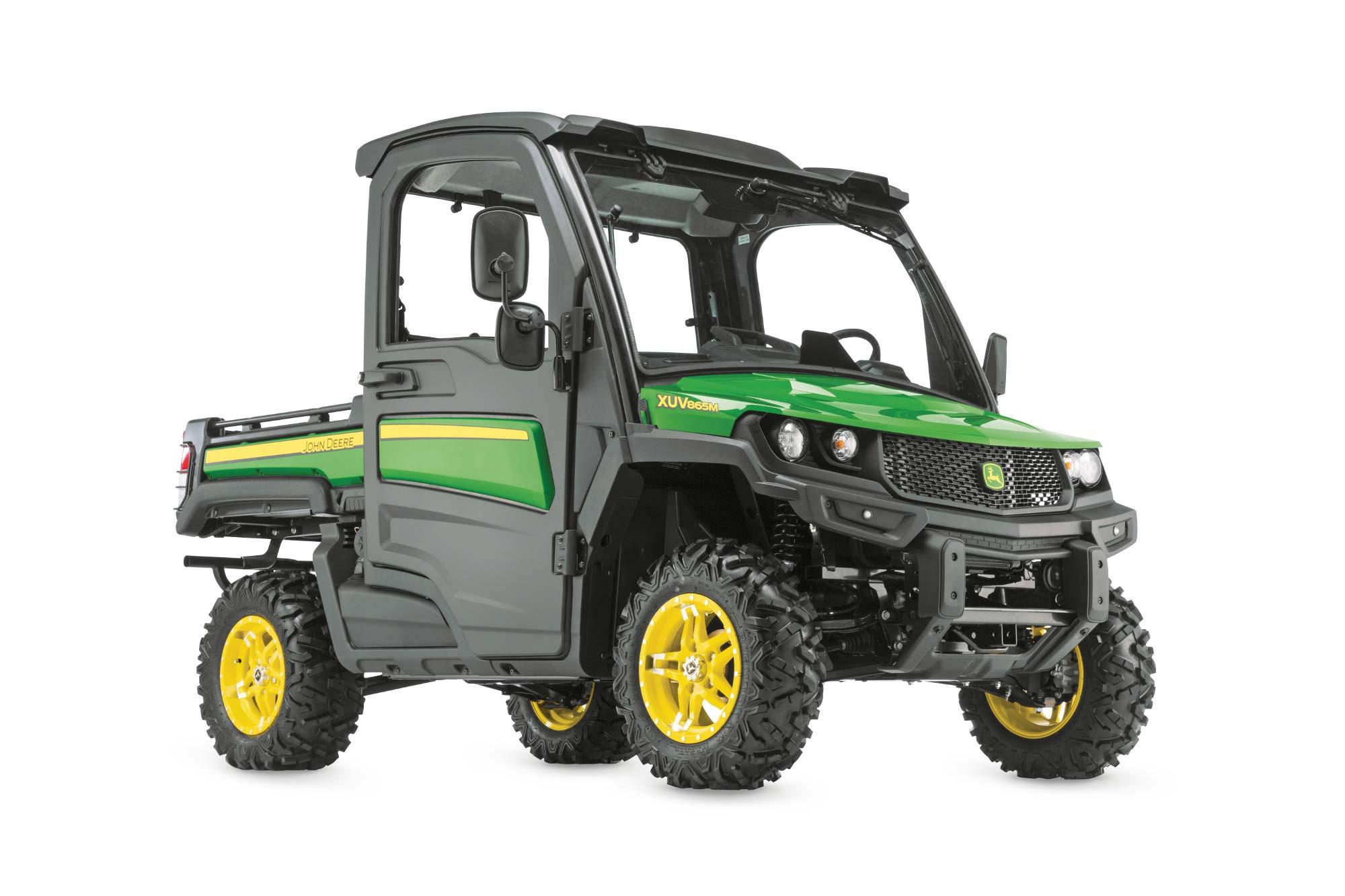 John Deere Gator Prices >> John Deere Gator XUV865M - Powercut