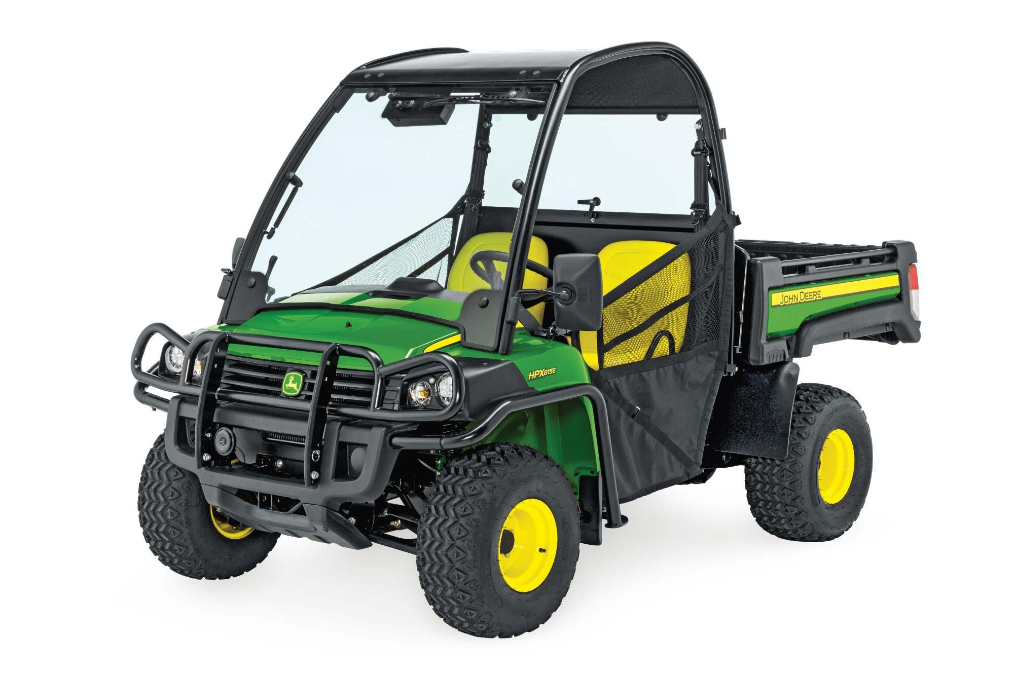 John Deere Gators >> John Deere Gator Hpx815e Powercut