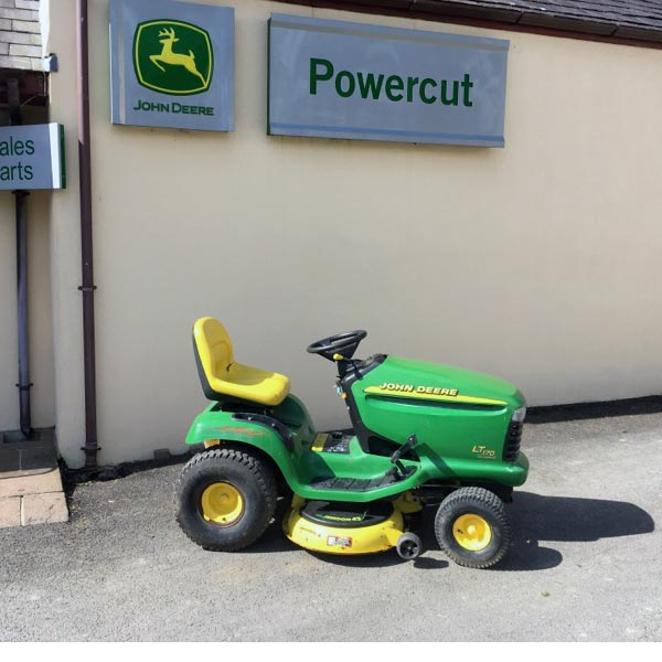 John Deere Lt170 Powercut