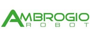 Ambrogio Robotic Lawn Mowers Logo Horizontal